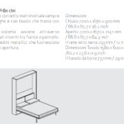 letto scomparsa ulisse desk