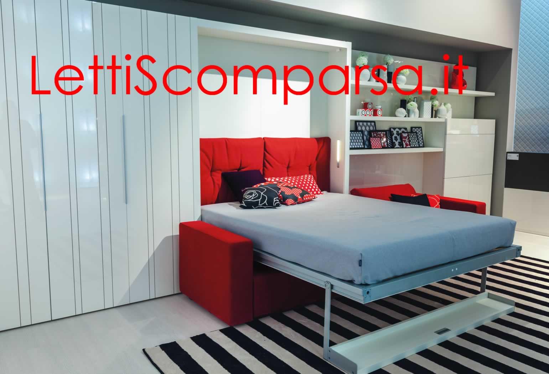 Letti trasformabili divani letto poltrone letto for Simoni arreda milano