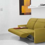 letto a scomparsa Ito con divano relax
