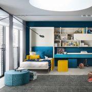 letto a scomparsa altea sofa 120 con divano o poltrona (5)