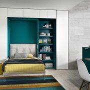 letto a scomparsa altea sofa 120 con divano o poltrona (6)