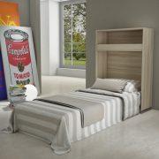 mobile letto veroletto big con portacuscino
